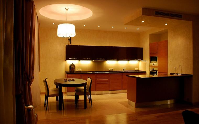 интерьер кухни - фото № 63666