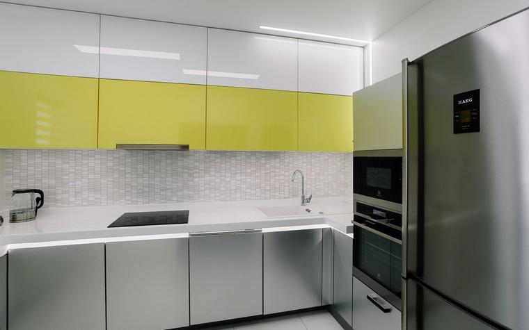 Фото № 63697 кухня  Квартира