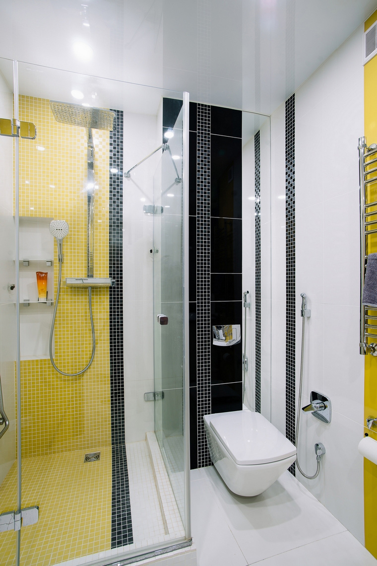 Фото № 63707 ванная  Квартира