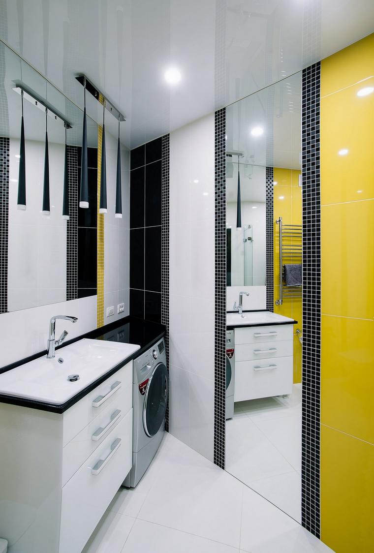 Фото № 63708 ванная  Квартира