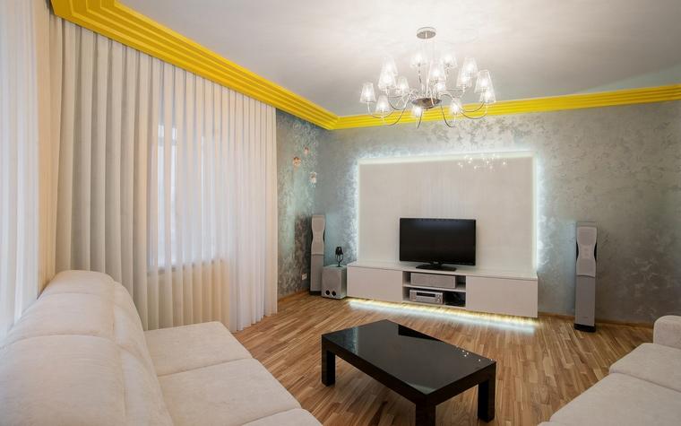 Фото № 63692 гостиная  Квартира