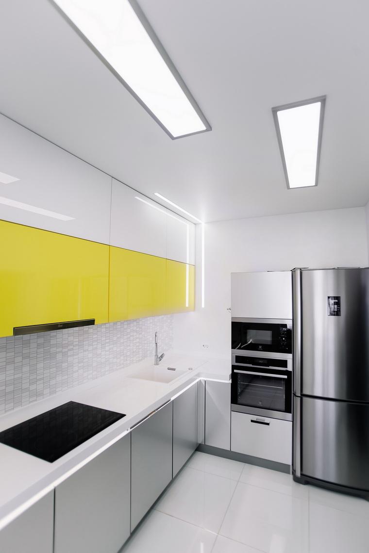 Фото № 63695 кухня  Квартира