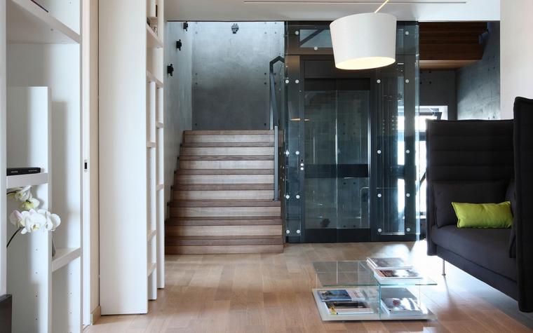 Квартира. холл из проекта , фото №63720