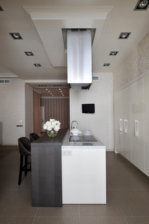 Фото № 63727 кухня  Квартира