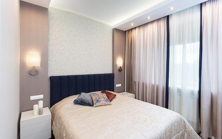 Квартира. спальня из проекта , фото №63746