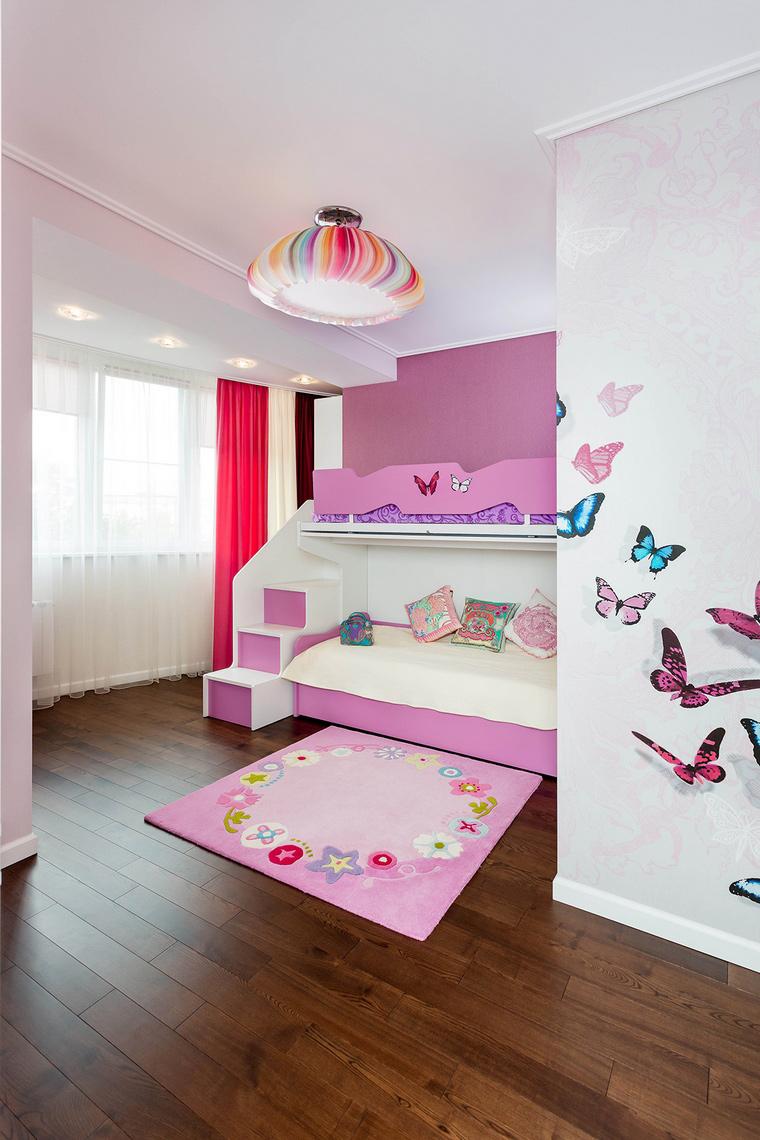 Квартира. детская из проекта , фото №63748
