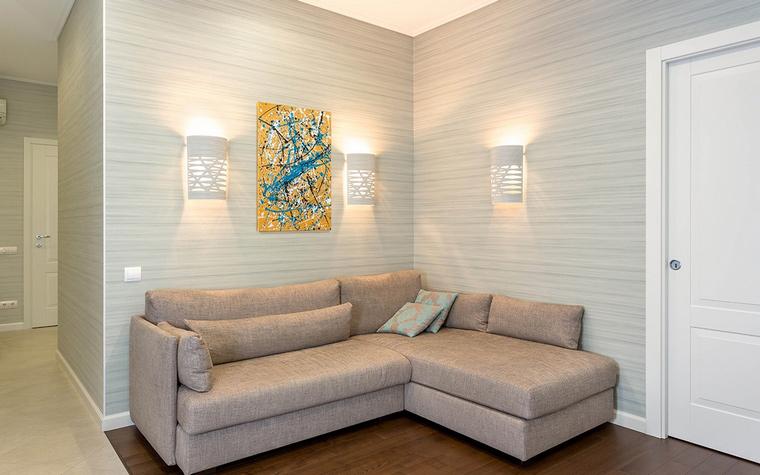 Квартира. гостиная из проекта , фото №63739