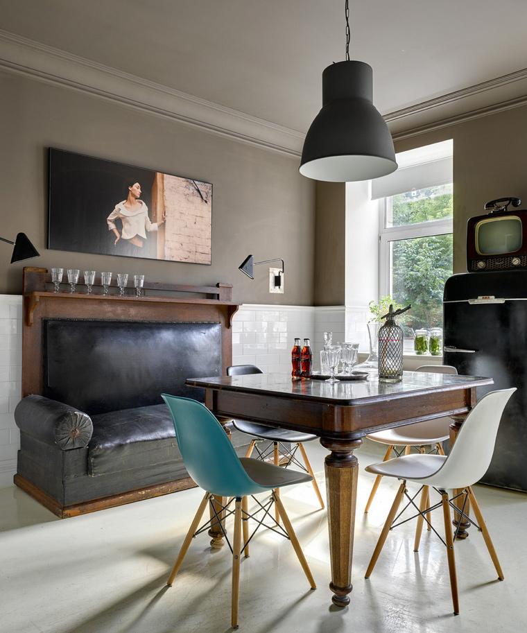Фото № 63759 кухня  Квартира