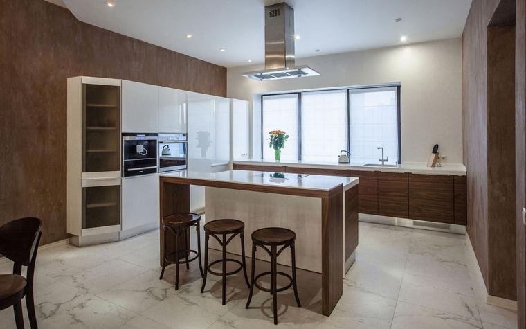 Квартира. кухня из проекта , фото №63782