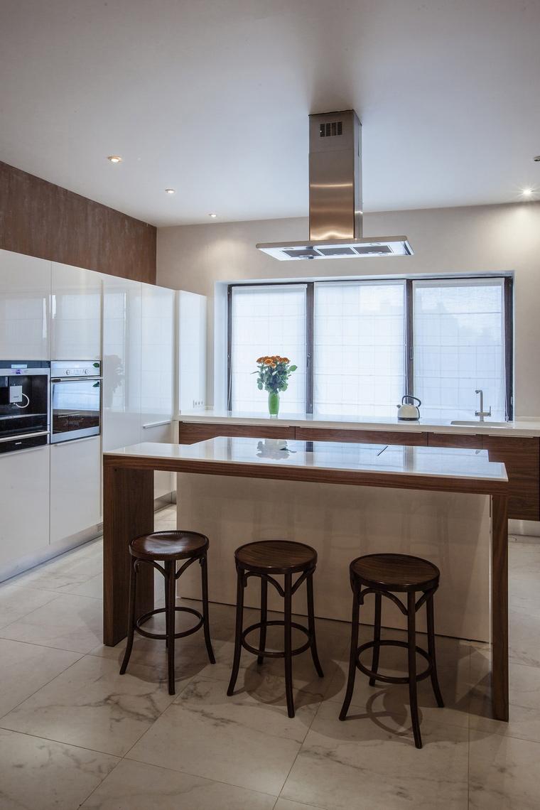 Фото № 63783 кухня  Квартира