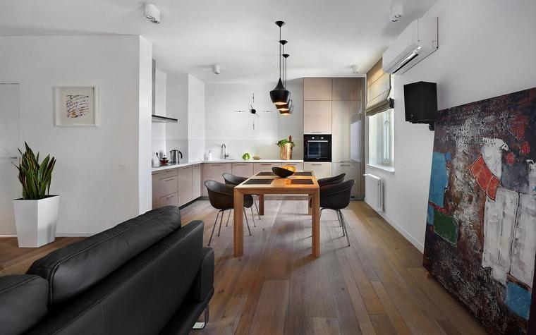 Квартира. кухня из проекта , фото №63795