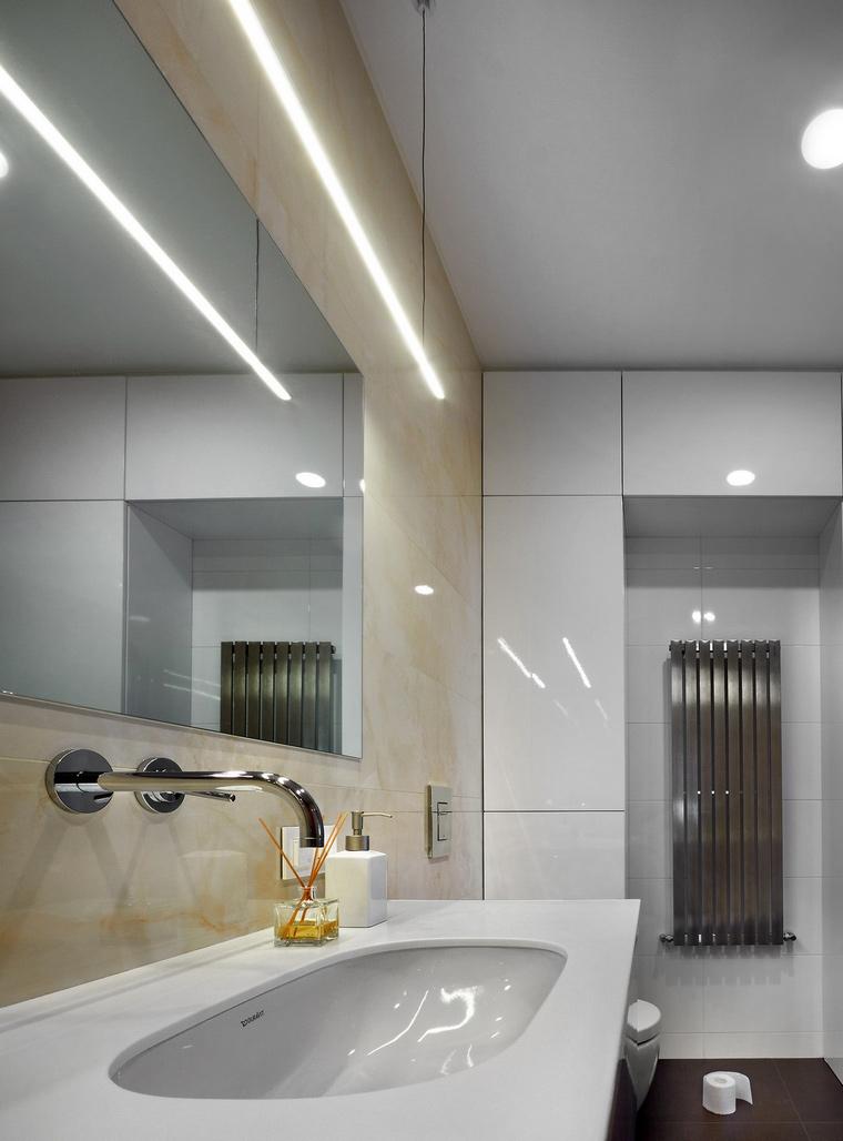 Квартира. ванная из проекта , фото №63799