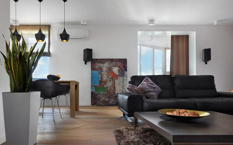 Квартира. гостиная из проекта , фото №63790