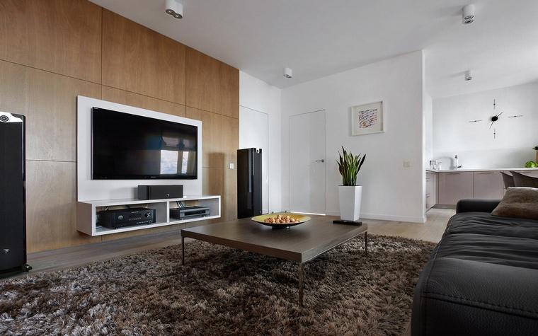Квартира. гостиная из проекта , фото №63787