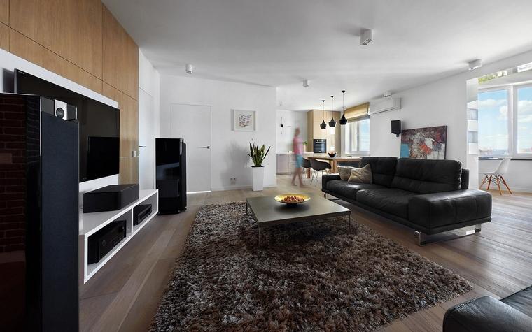 Квартира. гостиная из проекта , фото №63788
