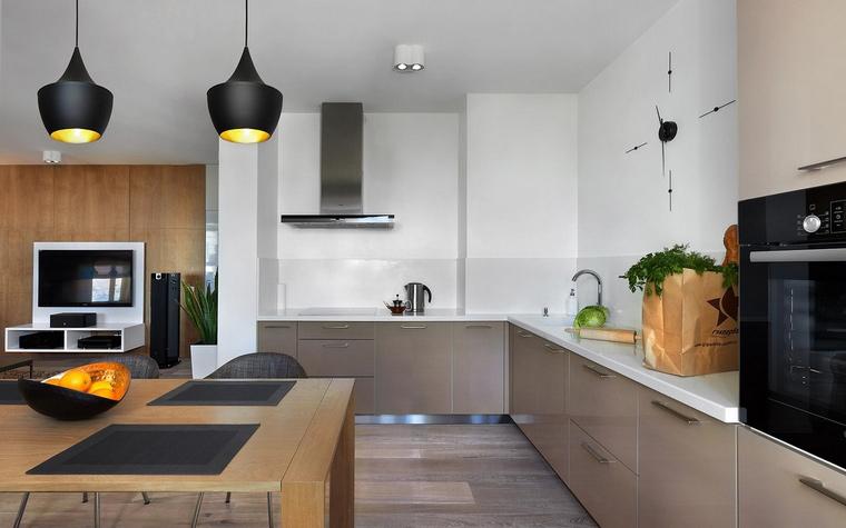 Квартира. кухня из проекта , фото №63794