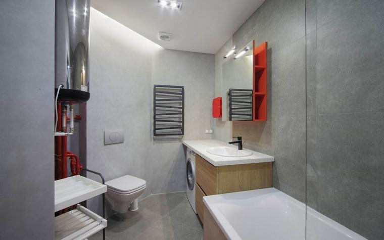 Фото № 63852 ванная  Квартира