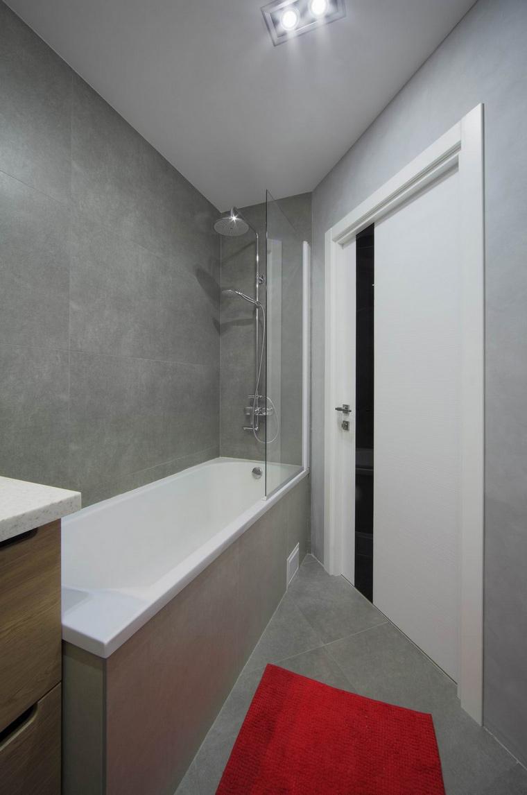 Фото № 63854 ванная  Квартира