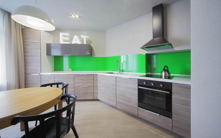 Фото № 63846 кухня  Квартира