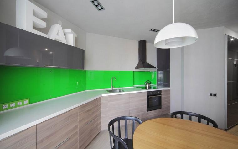 Фото № 63847 кухня  Квартира