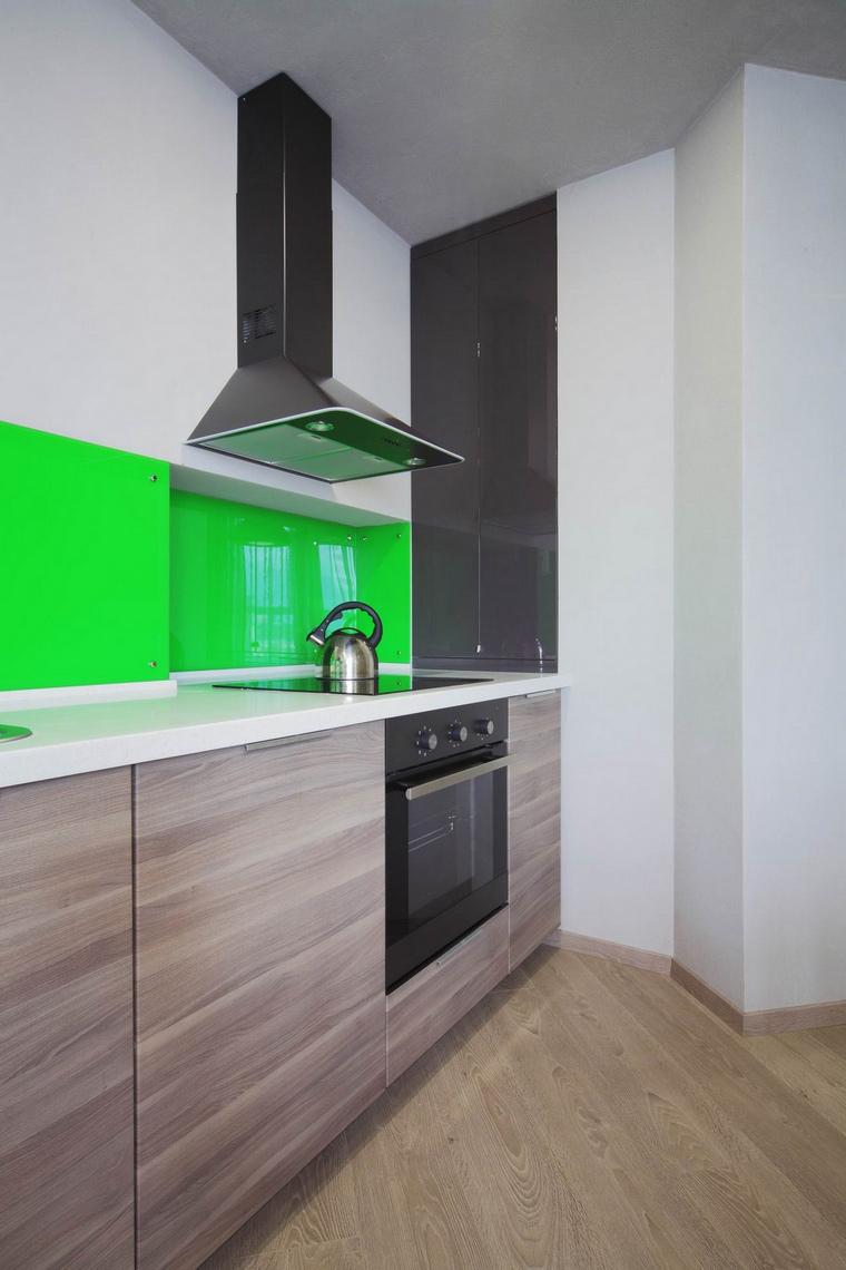 Фото № 63848 кухня  Квартира