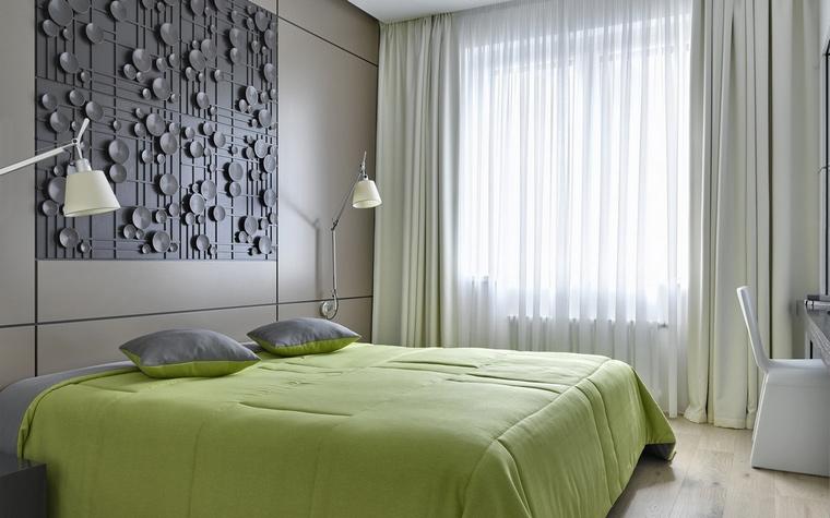 Фото № 63928 спальня  Квартира