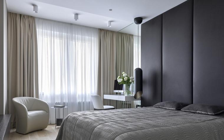 интерьер спальни - фото № 63924