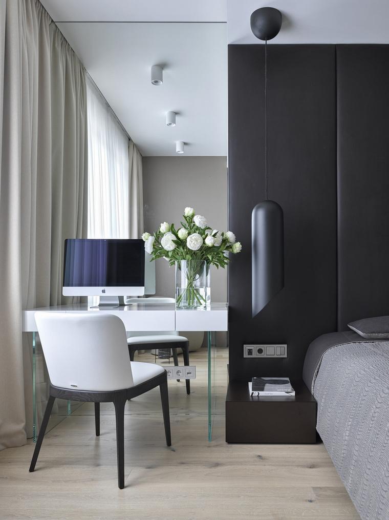 Фото № 63925 спальня  Квартира
