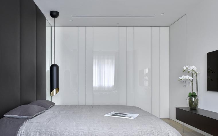 Фото № 63926 спальня  Квартира