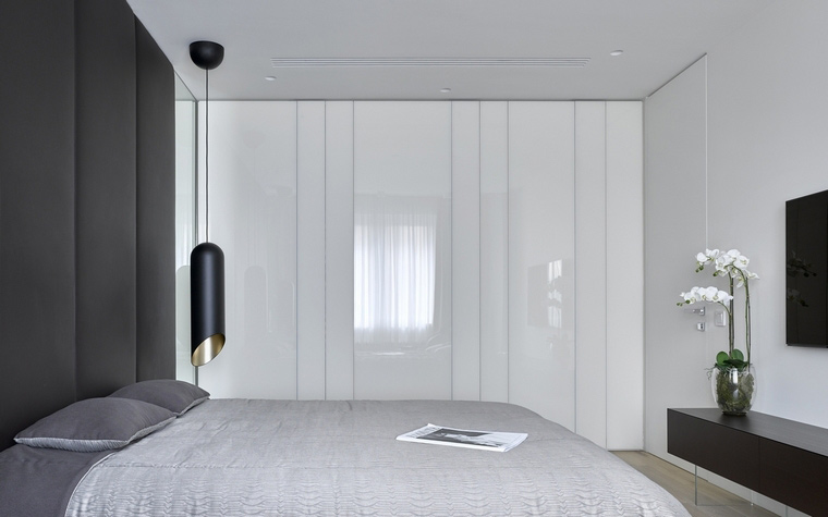 интерьер спальни - фото № 63926