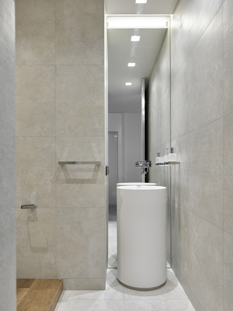 Квартира. ванная из проекта , фото №63934