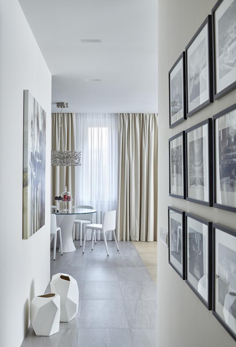 Квартира. холл из проекта , фото №63936