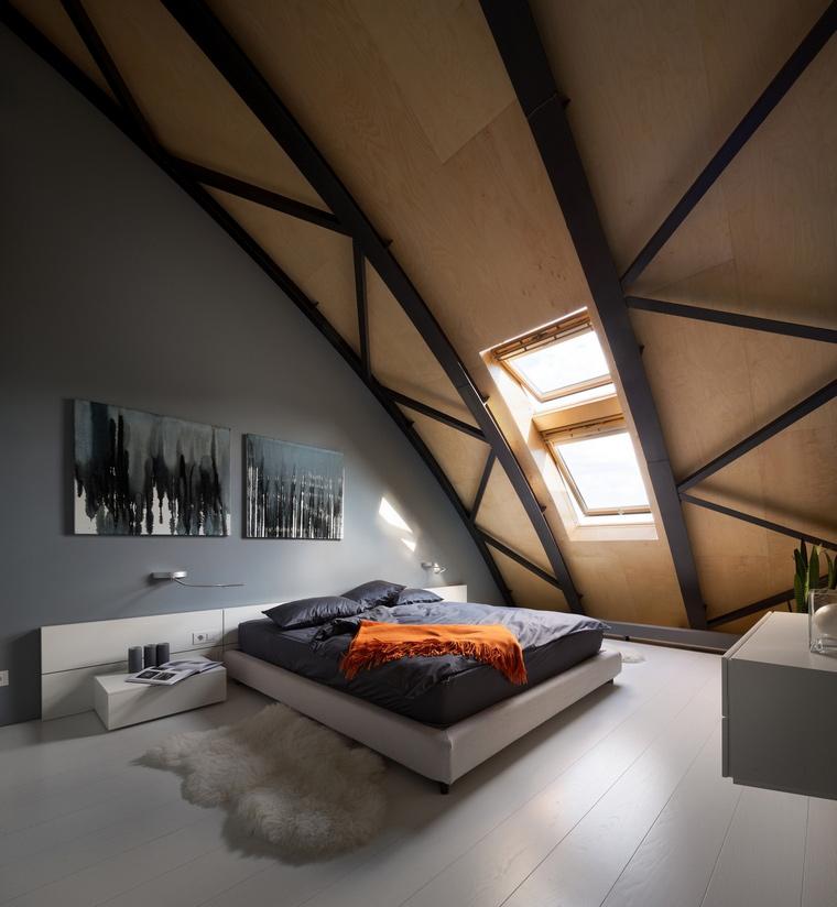 интерьер спальни - фото № 63949