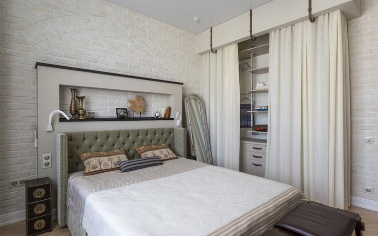 Фото № 63977 спальня  Квартира