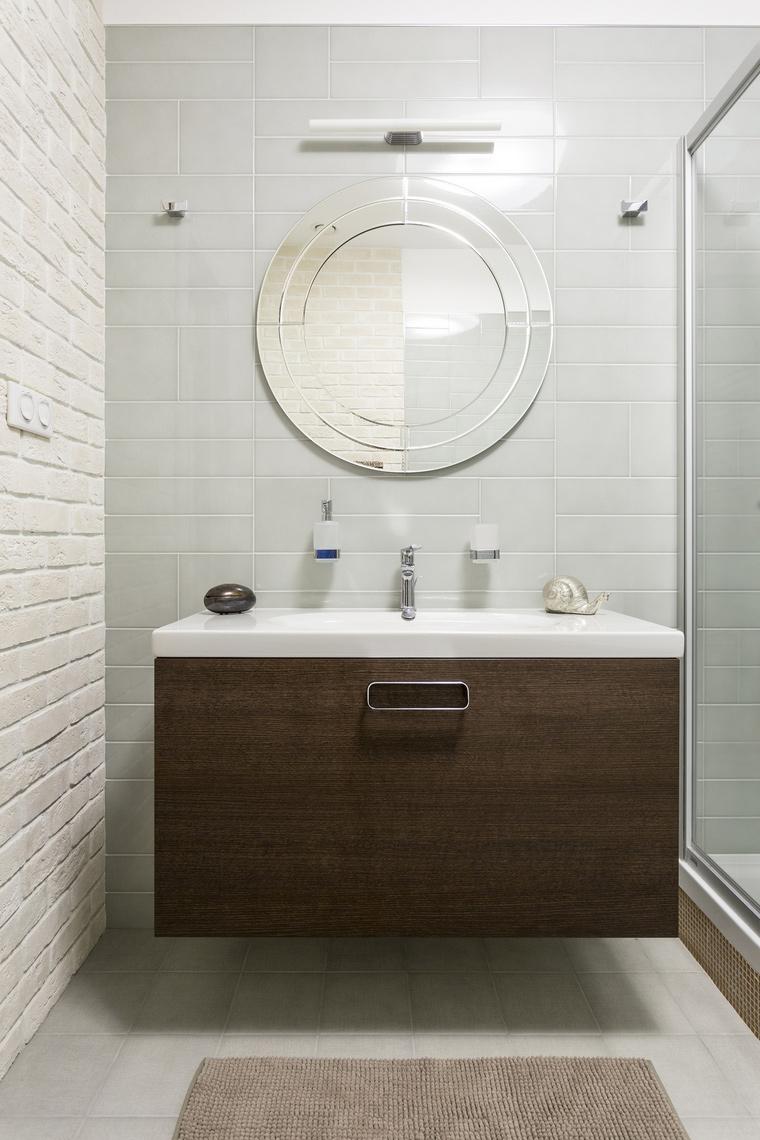 Фото № 63979 ванная  Квартира