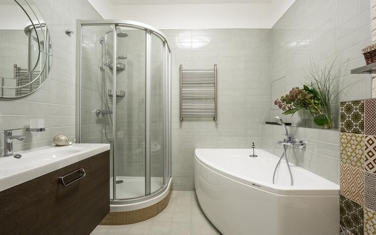 Фото № 63980 ванная  Квартира