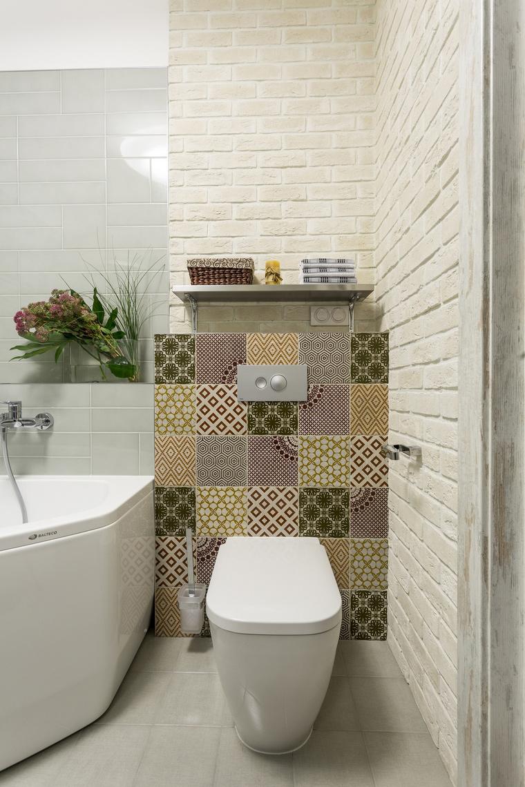 Фото № 63981 ванная  Квартира