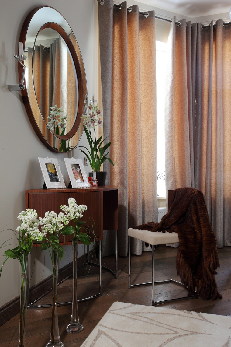 Фото № 64004 спальня  Квартира