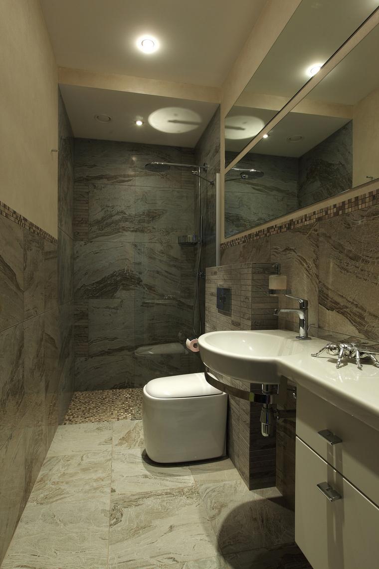 интерьер ванной - фото № 64002