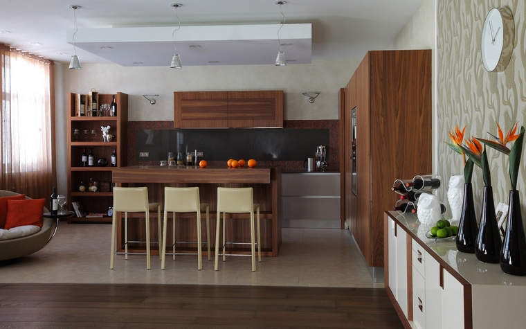 интерьер кухни - фото № 63994