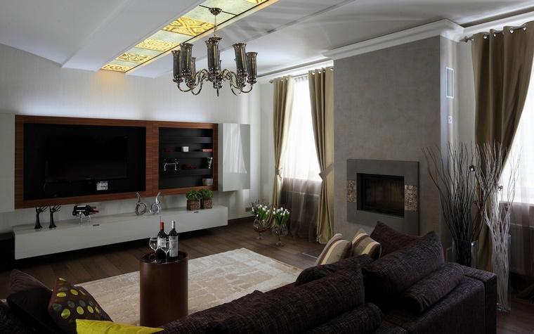 Фото № 63989 гостиная  Квартира