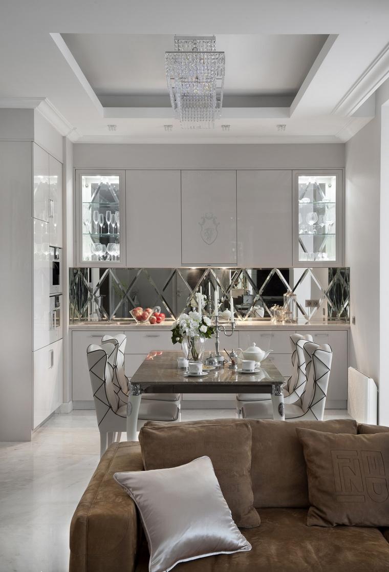 Фото № 64047 кухня  Квартира