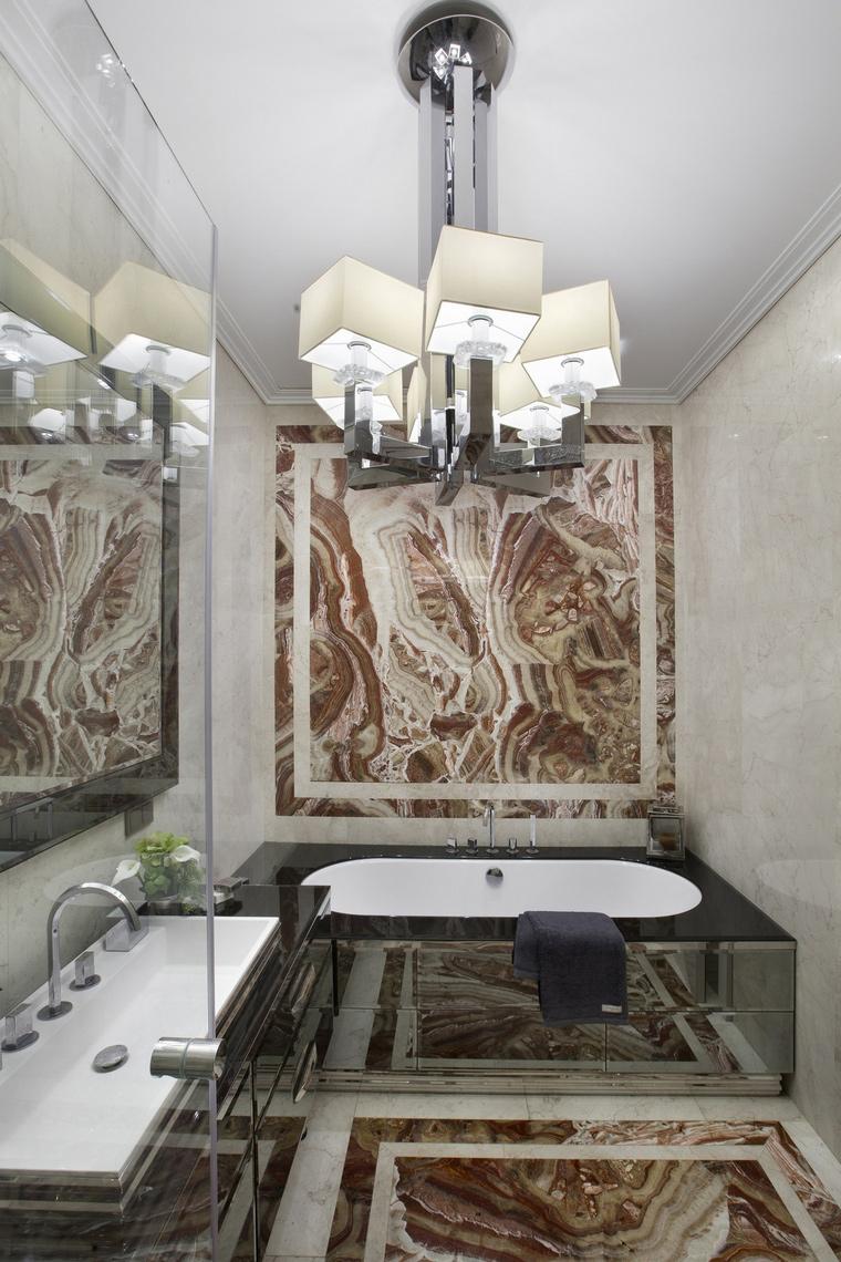 Фото № 64053 ванная  Квартира