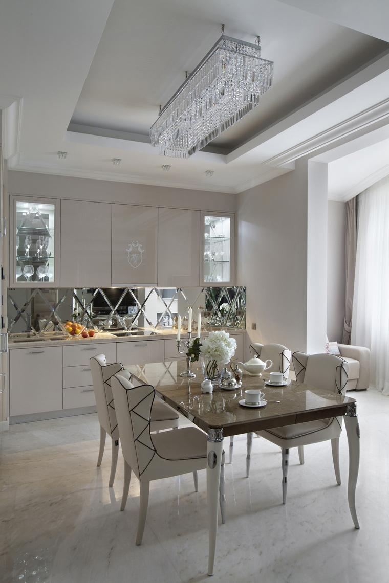 Фото № 64048 кухня  Квартира