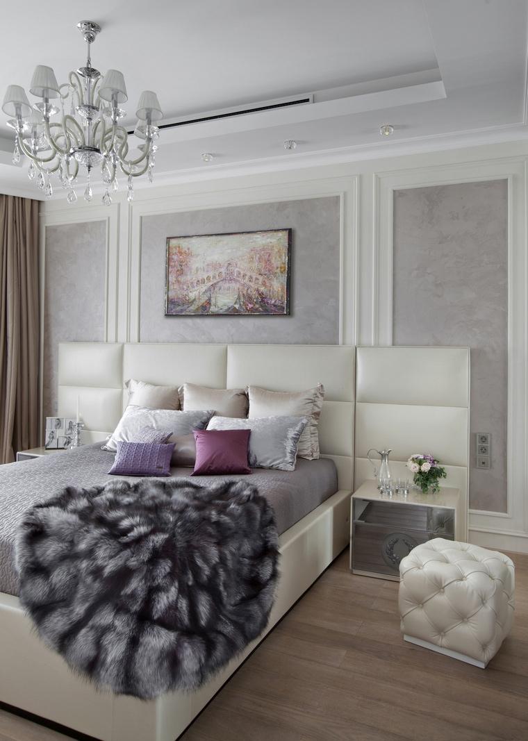 Фото № 64051 спальня  Квартира