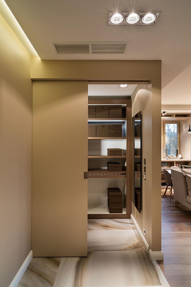 Квартира. холл из проекта , фото №64069