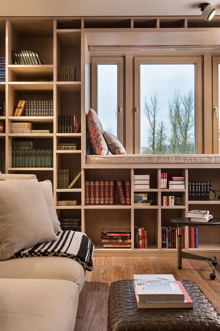 Квартира. гостиная из проекта , фото №64058