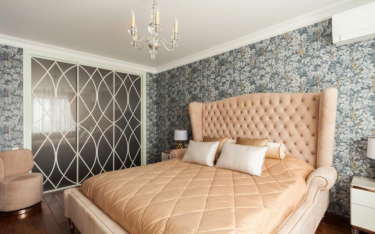 Фото № 64083 спальня  Квартира