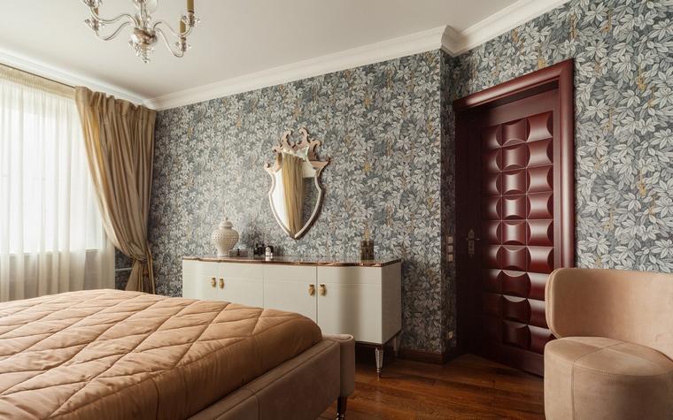 Фото № 64085 спальня  Квартира