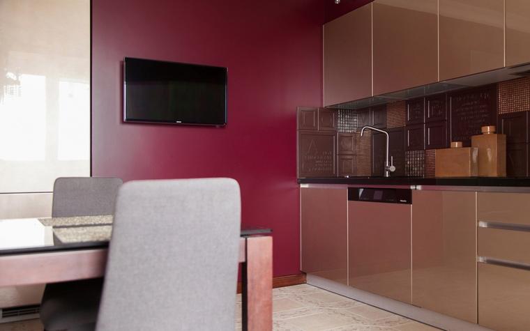 Фото № 64078 кухня  Квартира